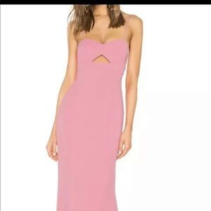 Lovers and Friends evening gown